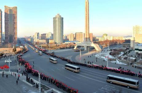 日媒:美就制裁朝鲜草案询问中国 包括禁止供油