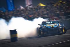 TOKYO AUTO SALON 2016 D1GP EXHIBITION MATCH Kick Off Drift January 15  17 , 2016 at Makuhari Messe Special Venue (TOKYONR) Tags: d1 drift d1gp driftcar formulad formuladrift