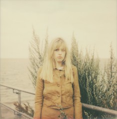 (Leanne Surfleet) Tags: portrait colour film analog polaroid sx70 instant sonar expired impossibleproject leannesurfleet