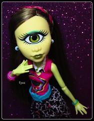 Iris Clops (Eywaa) Tags: monster high doll mattel ilovefashion monsterhigh irisclops