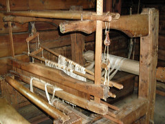 Loom, Sunnmore Folk Museum (rayyaro) Tags: heritage norway crafts museums weaving trades alesund looms borgund sunnmore folkmuseums sunnmorefolkmuseum