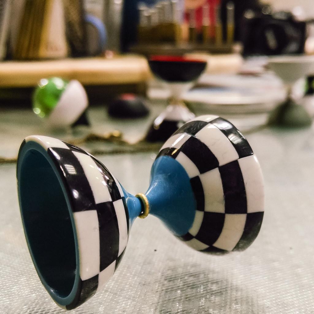 Cuentas diábolo - Diábolo beads