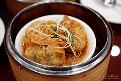 20160124-40-Prawn and ginger dumplings at Me Wah in Hobart (Roger T Wong) Tags: food lunch ginger chinese prawns australia brunch tasmania hobart dumplings iv shallot 2016 sandybay sigma50mmf28exdgmacro sigma50macro mewah metabones smartadapter rogertwong sonya7ii sonyilce7m2 sonyalpha7ii