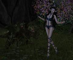 Midnight In The Garden (Dragon Fang) Tags: olive charm soul candydoll moncheri maitreya insufferabledastard zibska anlarposes