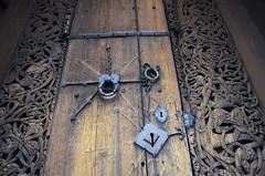 Geilo_6182 (lucbarre) Tags: door norway doors porte geilo portes norvége