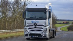 GD65 NBX (panmanstan) Tags: truck wagon mercedes transport lorry vehicle mp4 actros
