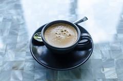 a cup of coffee (maaco) Tags: morning cup coffee photoshop 35mm nikon honeymoon indoor resort adobe fourseasons nikkor maldives mag lightroom baaatoll luxuryresort d7000 landaagiraavaru fourseasonsresortmaldivesatlandaagiraavaru
