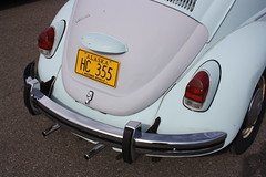 beetle from Alaska (EllenJo) Tags: 1969 car vw vintage volkswagen beetle az canonrebel 1970 digitalimage verdevalley yearunknown clarkdalearizona ellenjo ellenjoroberts hc355 alaskanplates