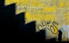 stairways to heaven (Zlatko Vickovic) Tags: street city shadow urban abstract color yellow photography serbia minimalism lightandshadow novisad vojvodina srbija streetcolor zlatko vickovic