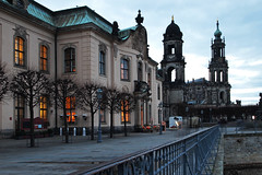Dresden, Germany 17/11/2015 (Gary S. Crutchley) Tags: travel river germany dresden saxony olympus east business elbe epl1