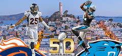 WILL PANTHERS' WR's CHALLENGE BRONCOS' DB's? (Nix Pix1) Tags: coittower sanfranciscoca denverbroncos carolinapanthers superbowl50 chrisharrisjr devinfinches