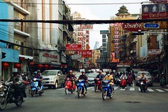 Resin Pin (*Julius*) Tags: old city film 35mm town asia bangkok capital 135 southeast c41 colornegative krungthep yaowarad extrafilm200