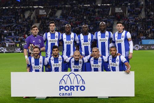 FC Porto - CS Marítimo 24-01-2016