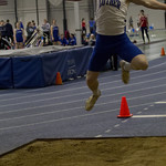 "<b>Track and Field Alumni Meet</b><br/> Luther hosts a Track and Field meet with both current athletes and alumni competing with each other in the Regents Center. February 6, 2016. Photo by: Annie Goodroad '19<a href=""http://farm2.static.flickr.com/1445/24918986685_d2284e7fbc_o.jpg"" title=""High res"">∝</a>"