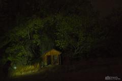 La Casita en el Bosque (Mar Cifuentes) Tags: chile night noche forrest bosque cabaa cajondelmaipo casademuecas paisajenocturno