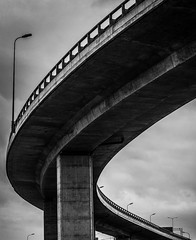DSC07884 (nataljanaty) Tags: bridge sky clouds