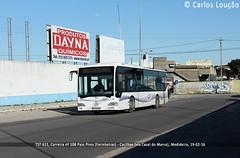 2016.02.19. TST 611 (Carlos Louo) Tags: bus mercedes benz mercedesbenz tst autocarro citaro transportessuldotejo evobus o530