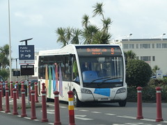 Libertybus 318 (Coco the Jerzee Busman) Tags: uk islands coach ct jersey plus channel libertybus