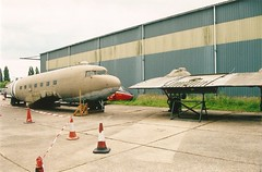 C-47B KP208 Dakota 'KG374', Air Britain Fly-in, North Weald 26-06-09 (Richard.Crockett 64) Tags: transport ww2 douglas dc3 essex dakota 2009 raf flyin airfield c47 worldwartwo royalairforce northweald airbritain sytrain kp208 kg374