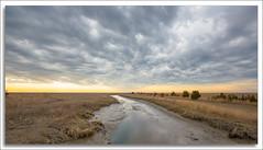 Marshland (richpope) Tags: sky clouds newjersey stream swamp marsh marshland nationalgeographic delawarebay southernnewjersey cumberlandcounty