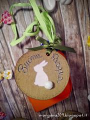CaroteBoxPortacaramellel_09w (Morgana209) Tags: easter candy box handmade arancio cioccolato pasqua caramelle cartone carote creativit scatole fattoamano scatoline ovetti portacaramelle
