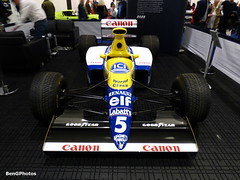 FW13 (BenGPhotos) Tags: show london classic sports car race one 1 open williams seat automotive f1 racing renault event single formula 1990 motorsport motoring 2016 wheen fw13