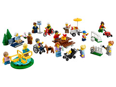 LEGO City 60134 Fun in the Park (City People Pack) 01 (hello_bricks) Tags: park city fun lego wheelchair minifigs handicap fauteuil 2016 personnages funinthepark minifigures handicap legocity 60134 hellobricks
