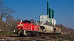 294 630-9 with EK 54237 in Duisburg Wannheim (37001 overseas) Tags: duisburg mannesmann 54237 class294 wannheim 294630 ek54237