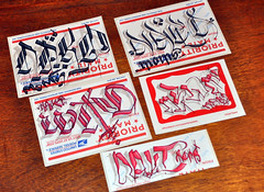DSC_0179w (Portfoliosis) Tags: graffiti sticker stickers calligraphy slaps stickerpack calligraffiti stickertrade nakt stickertraders stickertrades nakto