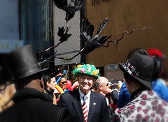 wedP3270601 (kekyrex) Tags: costumes holiday ny newyork hats parade easterparade nycnewyork nyceasterparade
