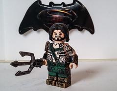 Batman V Superman-Aquaman (I P R I M E I) Tags: dc lego custom aquaman moc dawnofjustice batmanvsuperman