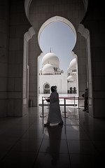 Mosque 9 (monochromia - jeremy chivers) Tags: march naturallight mosque abudhabi 2016 sheikhzayedmosque