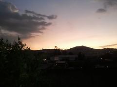 Pr do Sol (Elvis Herlan) Tags: sunset sky anoitecer barueri