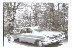 1959 Chevy Wagon (wildukuleleman) Tags: chevrolet wagon chevy 1959 brookwood