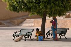 Amber Fort Jaipur India 2 (Holofoto) Tags: india asia jaipur amberfort portretter prosjekter mennesker renhold indere portretterfraindia