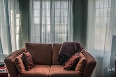 Ordinary life (burberi (detta Buf)) Tags: light canada home furniture interior indoor couch sofa divano mercier hdr arredamento ordinarylife