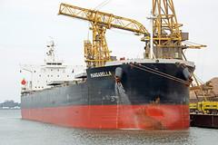"Rostock-Warnemnde - Kleine Hafenrundfahrt, Frachter ""Mangarella"" (www.nbfotos.de) Tags: warnemnde ship vessel hafen hafenrundfahrt schiff rostock mecklenburgvorpommern frachter mangarella"