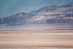 Badwater Haze (fate atc) Tags: california usa hot desert dry deathvalley hazy badwater inyocounty deserthaze