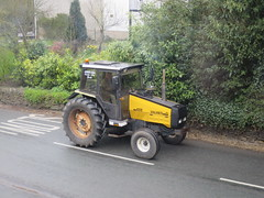 Tractor Run (waldopepper) Tags: hospice haworth tractorrun