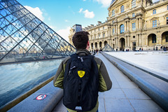 02272015_Paris_00416.jpg (Centre College) Tags: paris france logo landmarks dreamy studyabroad thelouvre 2015 topshot robertboag centrebackpack