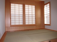 Yuki-Mi Shoji Screen (snow viewing) #50 (Pacific Shoji Works) Tags: tea tatami yukimi slidingjapanesedoors customshojiscreens pacificshojiworkscom shojisliders