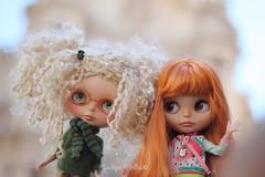 Carla y Bu