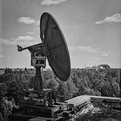 Schuessel (naturalbornclimber) Tags: urban bw decay radiation nuclear ukraine hasselblad disaster medium format exploration bnw zone chernobyl exclusion urbex tschernobyl pripyat hasselblad503cx prypjat