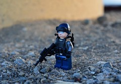 Modern Ops (~J2J~) Tags: modern soldier lego outdoor military custom minifigure warfare brickarms minifigcat eclipsegrafx citizenbrick