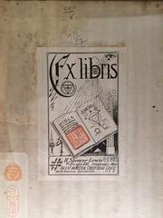 Rosicrucian Ex Libris (frankrolf) Tags: amorc rosicrucianegyptianmuseum