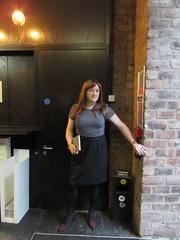 Glasgow School of Art 11/4/16 (annajblair) Tags: anna male female secret tgirl lgbt transvestite poet trans crossdresser crossdress tg feminization mtf femboy genderfluid girlslikeus