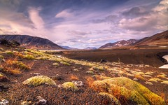 Icelandic landscape (Geinis) Tags: mountain mountains nature clouds canon landscape lava iceland moss spring sland snfellsnes icelandic tokina1116mmf28 canon70d