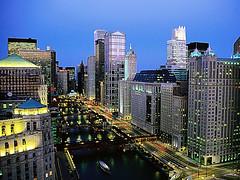 A River Runs Through It, Chicago River, Illinois (pakdyziner) Tags: public creative free images common domain fifcu