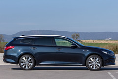 KIA Optima Sportwagon