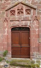 Door 2, Collonges, Corrze, FRANCE (Frederic DIDIER) Tags: door leica old france village medieval correze limousin collonges collongeslarouge qtype116